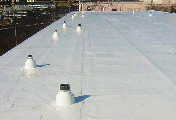 Single Ply Roofing Installation In Greater Lansing